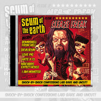 Scum Of The Earth - Sleaze Freak (CD)