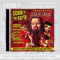 Scum Of The Earth - Sleaze Freak (CD)
