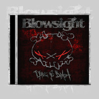 Blowsight - Life & Death (CD)