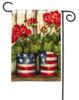 Glory Garden Patriotic Garden  Flag