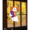 Display garden flags on your window