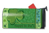 Happy St. Pat's Mailwraps Magnetic Mailbox Cover