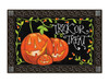 Halloween Treat MatMates Doormat
