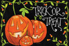 Halloween Treat Doormat without Tray