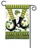Leprechaun Top of The Morning Breeze Art Garden Flag