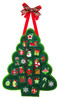 Evergreen Door Decor Christmas Advent