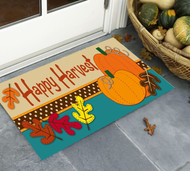 Colorful Fall Door Mats For Front Entrance