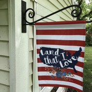 Decorative Patriotic Flags for the 4th of July