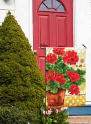 Summer Yard Flags add instant curb appeal to your home