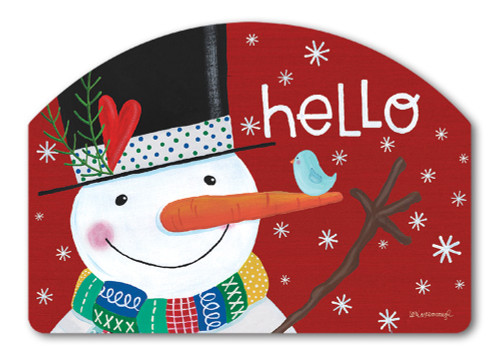 Winter Happiness Yard DeSign Yard Sign