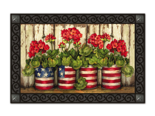 Glory Garden Doormat by MatMates