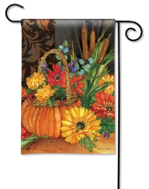 "Autumn Tapestry Garden Flag - 12.5"" x 18"" - BreezeArt"