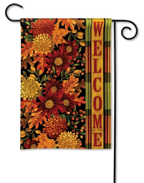 "Welcome Fall Garden Flag - 12.5"" x 18"""