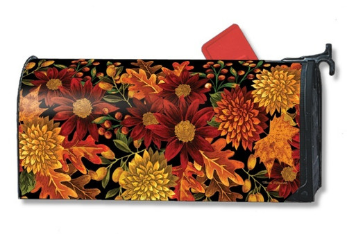 Welcome Fall Magnetic Mailbox Cover
