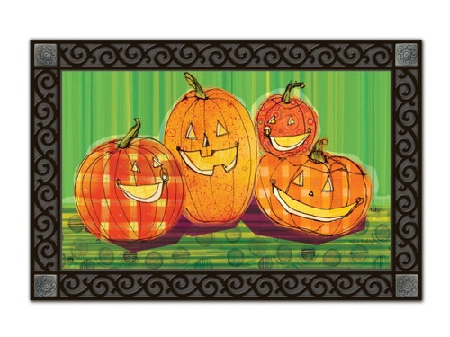 Punkin Time Doormat by MatMates