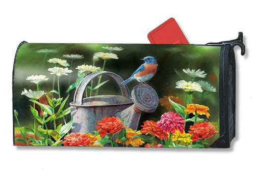 Mailwraps Magnetic Mailbox Cover