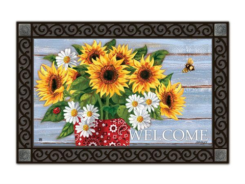 Welcome Doormat by MatMates