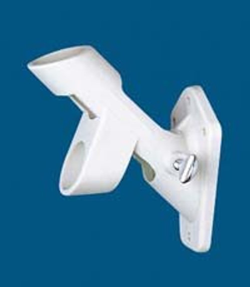 White Nylon 2- Position Bracket