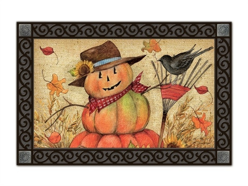 "Fall Friends MatMates Doormat - 18"" x 30"""