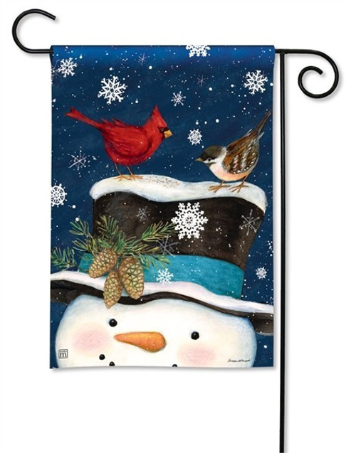 "Winter is Here Garden Flag - 12.5"" x 18"" - BreezeArt"