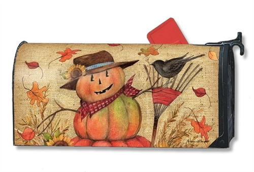 Fall Friends Magnetic Mailbox Cover