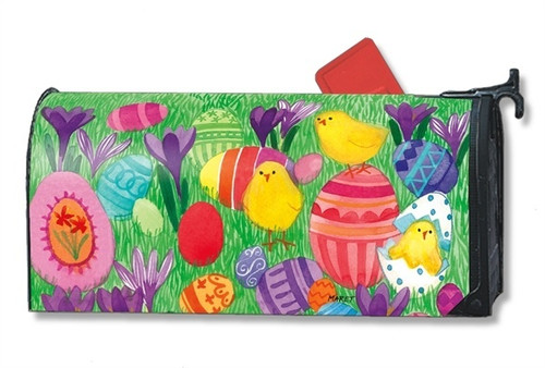Chicky Babes Magnetic Mailbox Cover