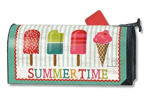 Cool Treats Magnetic Mailbox Cover