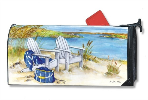 Waterside Magnetic Mailbox Cover