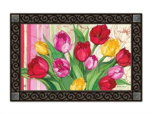 """Glorious Garden MatMates Doormat - 18"""" x 30"""""""