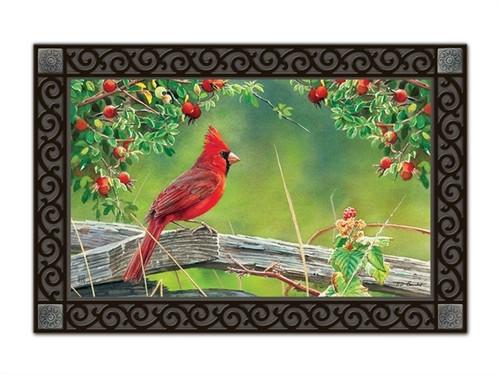 """Cardinal Lookout MatMates Doormat - 18"""" x 30"""""""