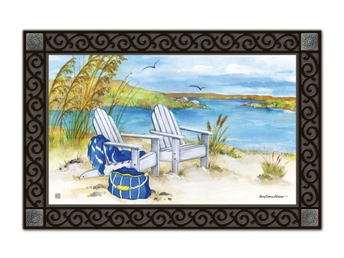 "Waterside MatMates Doormat - 18"" x 30"""
