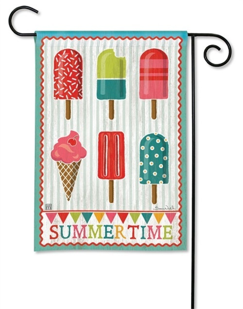 "Cool Treats Garden Flag - 12.5"" x 18"" - BreezeArt"