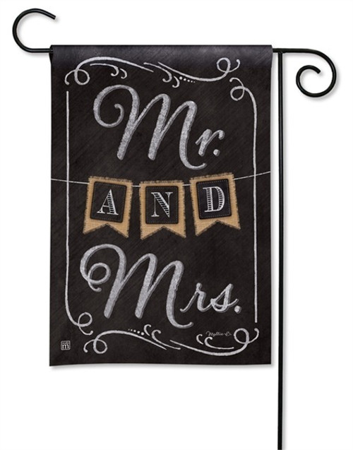"Wedding Day Garden Flag - 12.5"" x 18"" - BreezeArt"