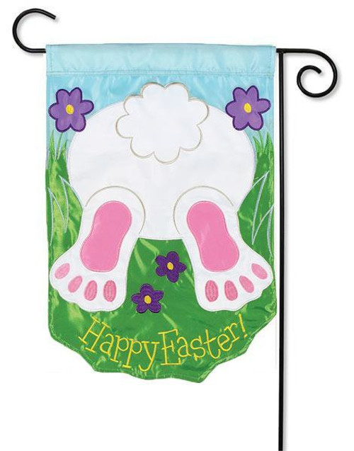 Decorative Easter Outdoor Garden Flags Colorful Yard Accents