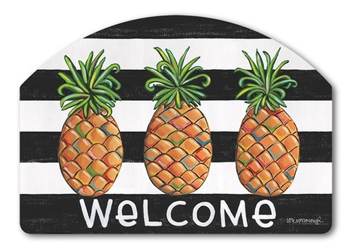 "Southern Welcome Yard DeSign Yard Sign - 14"" x 10"""