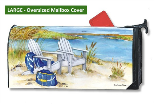 Waterside LARGE Magnetic Mailbox Cover