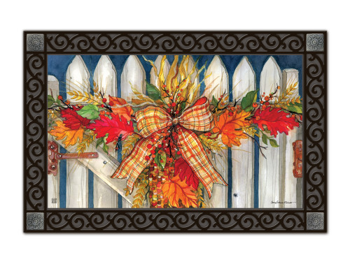 "Autumn Gate MatMates Doormat - 18"" x 30"""