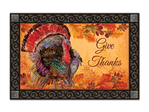 Proud Turkey MatMates Door Mat - Tray Sold Separately