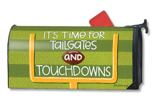 Touchdown Magnetic Mailbox Cover