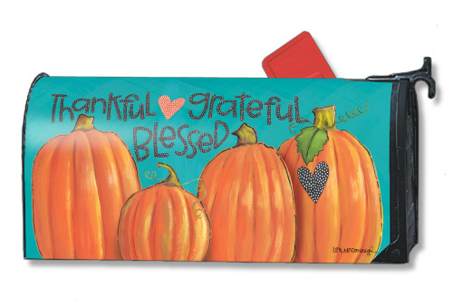 Grateful Magnetic Mailbox Cover
