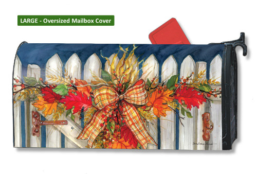 Autumn Gate LARGE Magnetic Mailbox Cover
