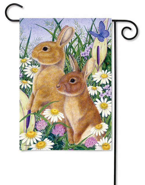 "All Ears Easter Garden Flag - 13"" x 18"""