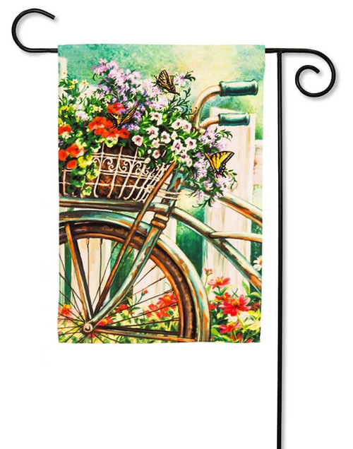 "Special Delivery Decorative Garden  Flag - 12.5"" x 18"" - Evergreen"