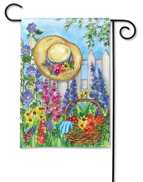 "Springtime Beauty Spring Garden Flag - 12.5"" x 18"" - BreezeArt"