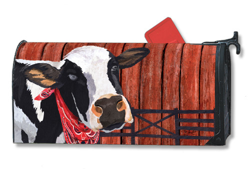 Down on the Farm Magnetic Mailbox Cover