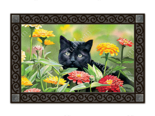 "Sweet Fragrance MatMates Doormat - 18"" x 30"""