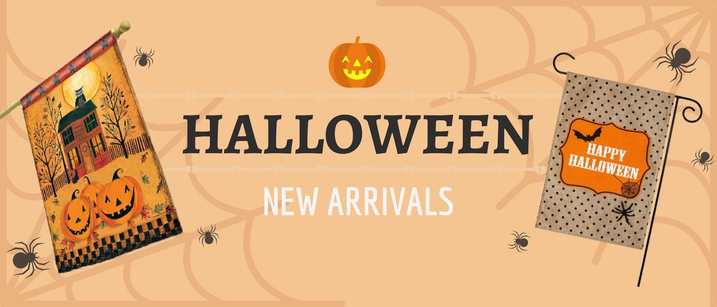 Halloween New Arrivals