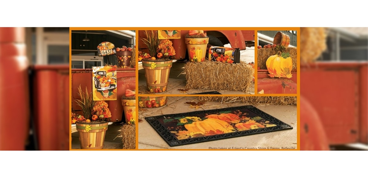 Shop Fall and Autumn Decor and Flags