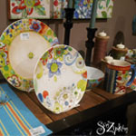 Dinnerware by Sue Zipkin