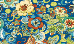 Tangier Fabric by Sue Zipkin